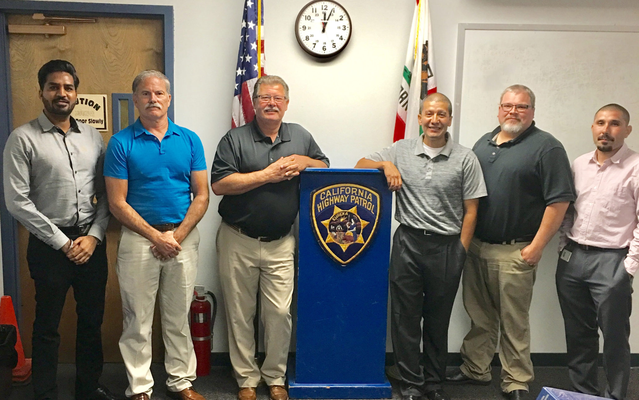 Cslea reaches out to new chp motor carrier specialists for Chp motor carrier safety unit