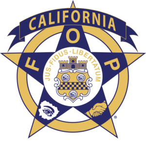 California FOP Logo