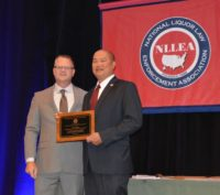 CSLEA Member Casey Tinloy Receives National Agent of the Year Award