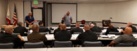 ASA-DOJ President Welcomes 15 New Special Agents at DOJ Training Center in Rancho Cordova