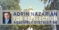 CSLEA Video in Support of Adrin Nazarian for Re-election to State Assembly