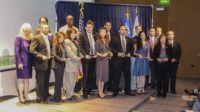 """Federal Government Awards Eight CSLEA Members for Outstanding Work on """"Operation Fright Night"""""""