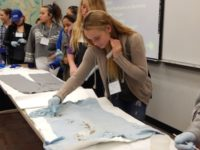 Criminalists Share Their Forensics Careers with 8th Grade Girls in Riverside County