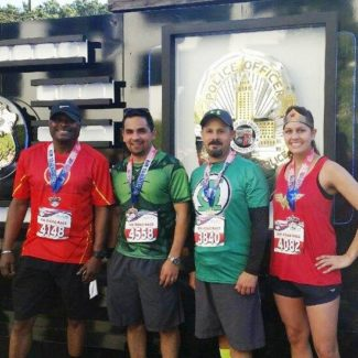 "MSH Investigators Run ""Run To Remember"" – Los Angeles"