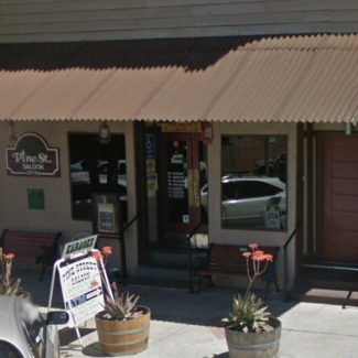 ABC Agents Post Notice of Suspension at Pine Street Saloon in Paso Robles Undercover agents purchased marijuana from employee
