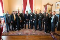 California Fraternal Order of Police Holds First Legislative Day at State Capitol