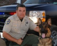 CSLEA Saddened by the Death of K-9 Reno