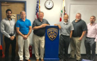 CSLEA Reaches Out to New CHP Motor Carrier Specialists
