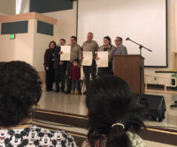 Yountville Firefighter Security Officers Recognized for Assisting with North Bay Fires