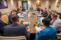 CSLEA Board Holds Two-Day 2017 Fourth Quarter Meeting