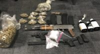 California DOJ Special Agents Assist in Gang, Drugs & Weapons Investigation