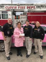 CABCA Donates $2,500 to Pink Heals Inc. Following Pink Patch Project