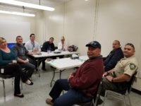 CSLEA Meets New Hospital Police Officers at MSH