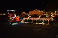 Kudos to our NSH Firefighters for Lighting Up the Neighborhood!