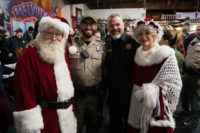 ABC Agents and State Parks Peace Officer Rangers Take Kids on Holiday Shopping Excursion