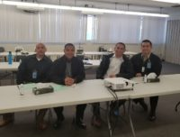 CSLEA Meets New Metropolitan State Hospital Police Officers