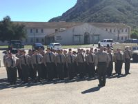 CSLEA Conducts New Employee Orientation at Camp San Luis Obispo