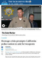 In The News - Hostage crisis prompts California police union to ask for weapons