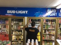 California ABC Agents Stop Alcohol Sales at Modesto Market