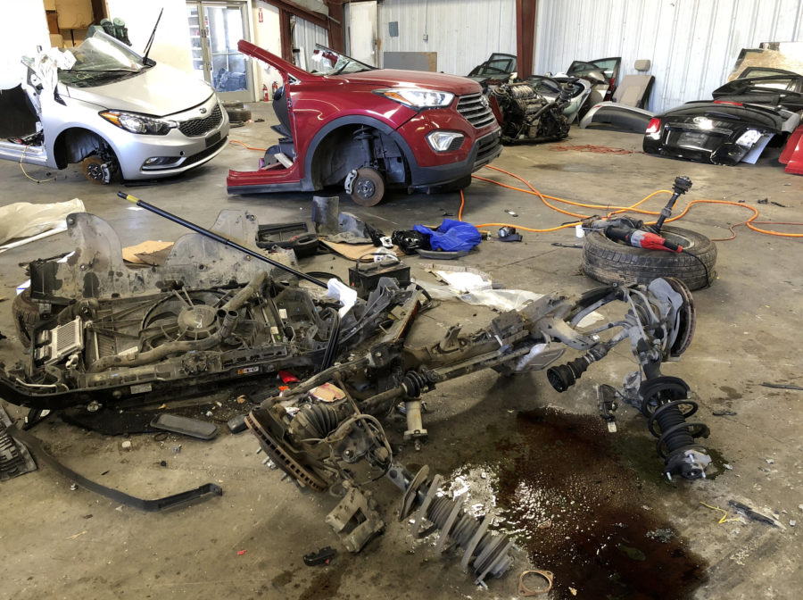 Dmv investigators target unlicensed vehicle dismantlers in for California department of motor vehicles sacramento