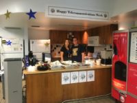 CHP-PSDA Treats Dispatchers & Operators to Lunch During NPSTW