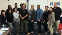 CSLEA & COLRE Say Hello to New Members in Oakland