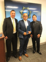 ABC Agents Receive Department's First Ever Life Saving Award