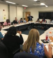 CSLEA Holds Luncheon Meeting at DOJ Broadway