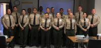 CSLEA Welcomes Cadets at Camp San Luis Obispo Academy