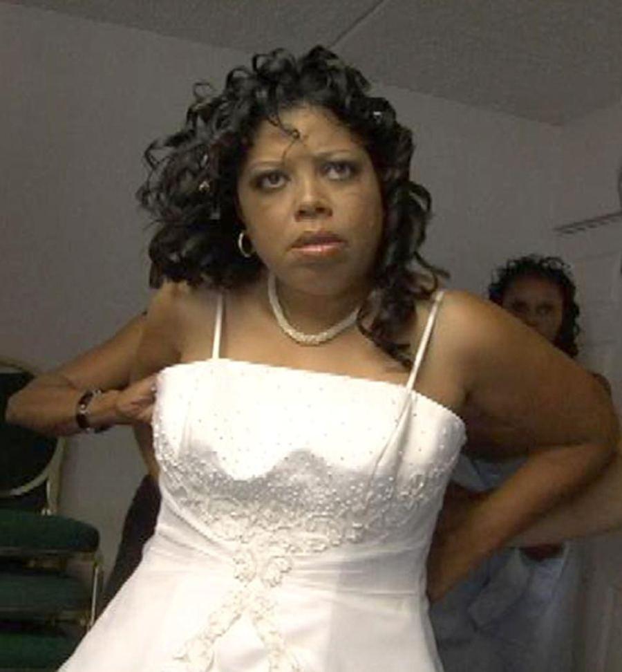 Anita Maxwell as seen in a Bridezilla Episode