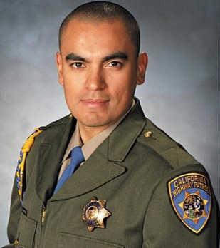 CHP Officer Juan Gonzalez