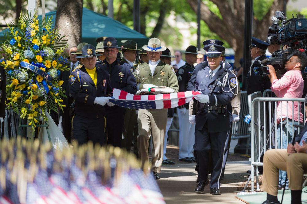 2016-5-2 Police Officer Memorial Ceremony -27