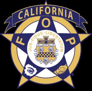 California FOP Logo