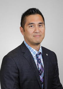 George Tiongson – CAFDI President (Investigator)