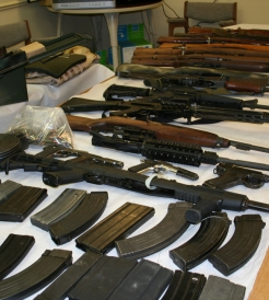 Operation Dual Force Targets Those Who Illegally Possess Firearms and Ammunition in LA County