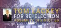 CSLEA Video in Support of Tom Lackey for Re-election to State Assembly