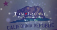 CSLEA Releases Third Video in Support of Tom Lackey for Re-election to State Assembly