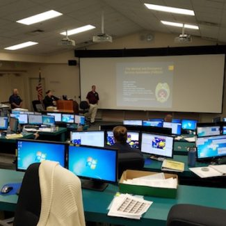 CSLEA Welcomes New CAL FIRE Com Ops & CHP Dispatchers