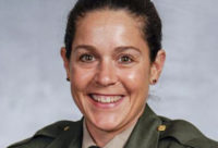 CDFW Warden Nicole Kozicki Selected as Wildlife Officer of the Year