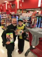 2016 Shop With A Cop – CSLEA Members Escort Kids On a Holiday Shopping Excursion