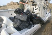 State Park Rangers Spot Abandoned, Marijuana-filled Vessel at Calafia State Park