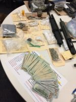 State Investigators Assist with Drug & Weapons Case in Ventura County