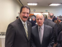 CSLEA President Attends Governor's State of the State