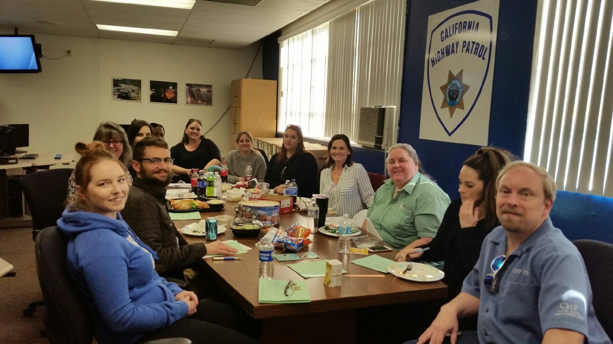 New CHP Public Safety Dispatchers Learn More about CHP-PSDA and CSLEA