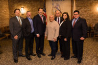CSLEA Attends Reception Honoring California Legislators