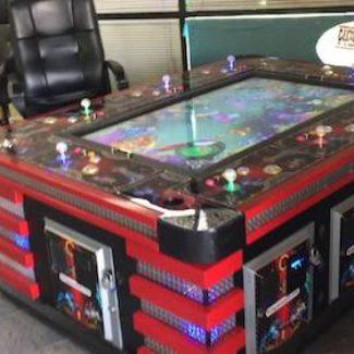 DOJ Agents & Kern County Deputies Seize 124 Illegal Gambling Machines