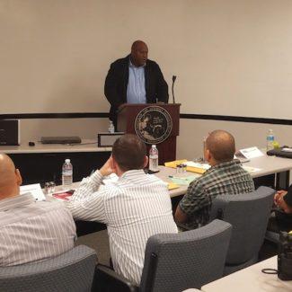 ASA-DOJ President Welcomes 8 New Special Agents at DOJ Training Center in Rancho Cordova