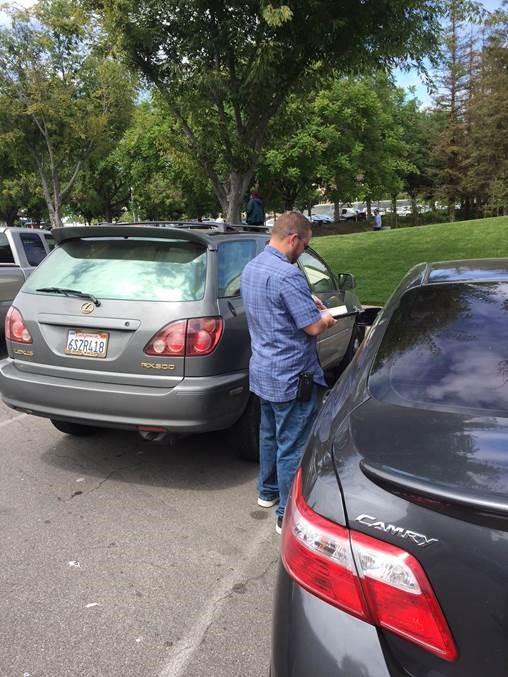 DMV Investigators cite 25 Drivers for Fraudulent Use of Disabled Parking Placards
