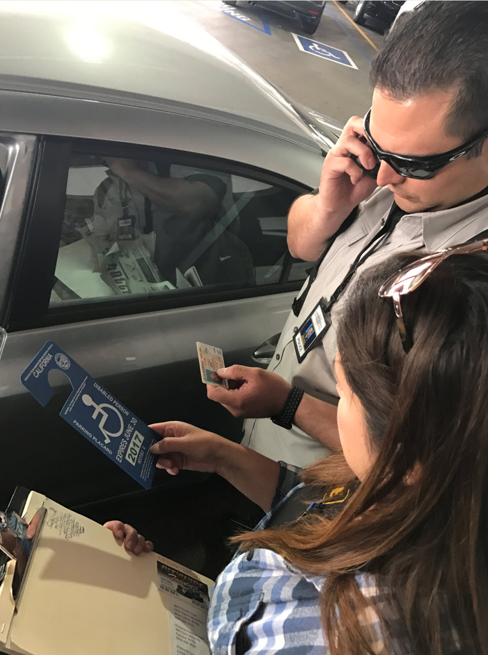 DMV Investigators Enforce Disabled Parking Placard Laws 42 cited in Glendale enforcement operation & DMV Investigators Enforce Disabled Parking Placard Laws - California ...