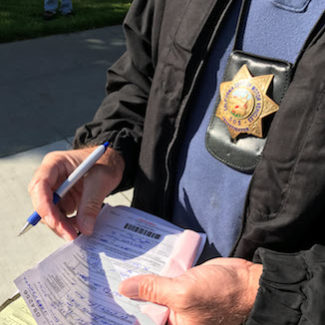 DMV Investigators Enforce Disabled Parking Laws in San Jose Issue citations and confiscate placards